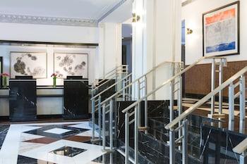 Lobby at Kimpton Carlyle Hotel Dupont Circle in Washington