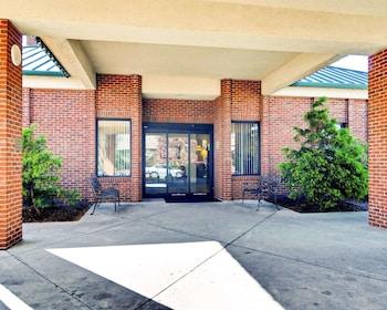 布萊克斯堡大學區凱富飯店 Comfort Inn Blacksburg University Area