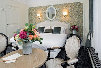 Deluxe Double or Twin Room, Terrace