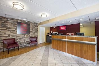 坦帕 - 布蘭登紅屋頂飯店 Red Roof Inn Tampa - Brandon