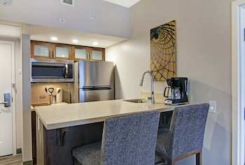 Suite, 1 Bedroom, Non Smoking, Kitchen (1 King Bed)