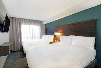 Suite, 1 Bedroom, Non Smoking, Kitchen (2 Queen Beds)