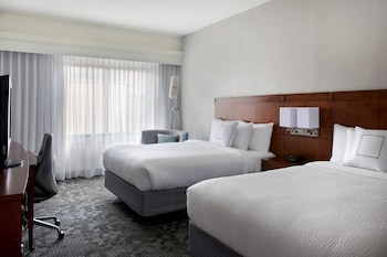 Hotel - Courtyard by Marriott - Newport Middletown