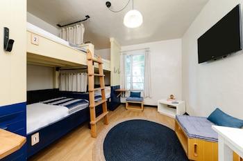 Premium Private Quad Room