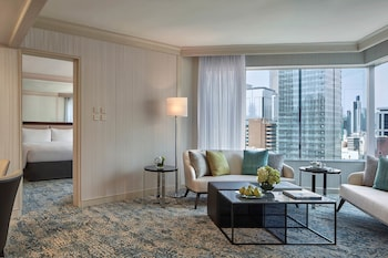 Executive Suite, 1 Bedroom, City View