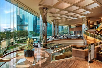 Hotel - JW Marriott Hotel Hong Kong