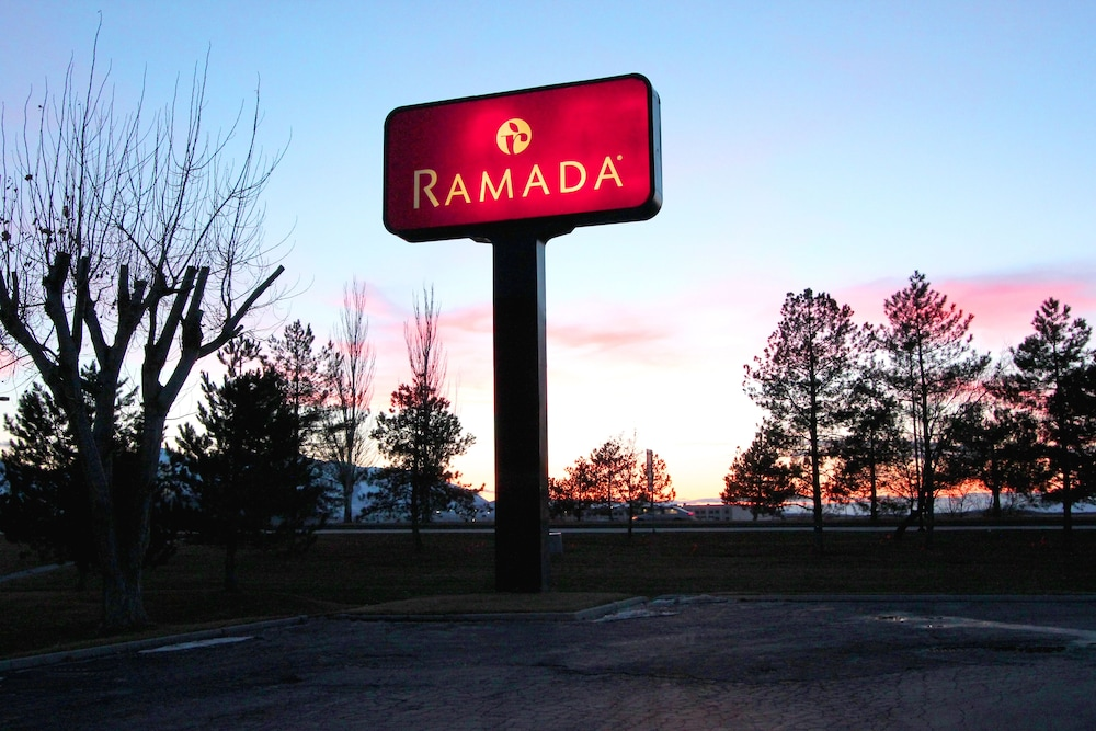 ラマダ バイ ウィンダム ソルト レイク シティ エアポート ホテル