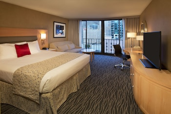 Executive Room, 1 King Bed, Accessible, City View