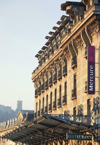 . Mercure Lyon Centre Château Perrache