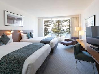 Superior Room, 2 Queen Beds, Ocean View