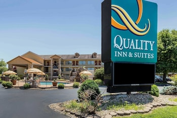 Hotel - Quality Inn & Suites Sevierville - Pigeon Forge