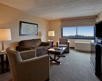 Room, 1 King Bed, City View (NYC Skyline)