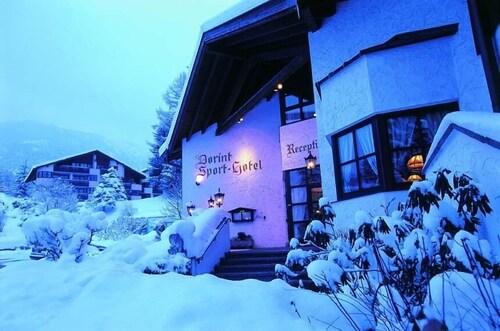 . Dorint Sporthotel Garmisch-Partenkirchen
