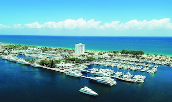 Book Bahia Mar Ft. Lauderdale Beach- a DoubleTree by Hilton Hotel in Fort Lauderdale.