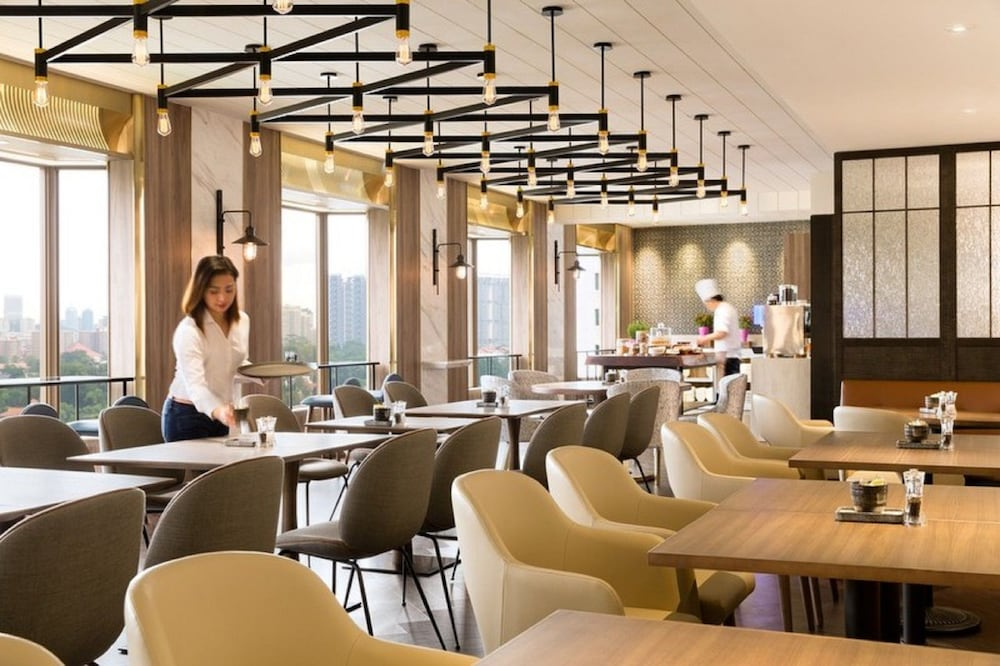 ホテル ジェン シンガポール(旧トレーダース ホテル シンガポール)