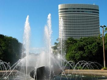 KOBE PORTOPIA HOTEL Fountain