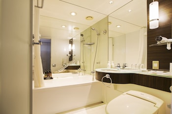 KOBE PORTOPIA HOTEL Bathroom