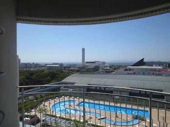 KOBE PORTOPIA HOTEL Balcony