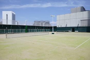 KOBE PORTOPIA HOTEL Tennis Court