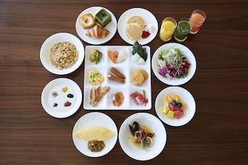 KOBE PORTOPIA HOTEL Breakfast buffet