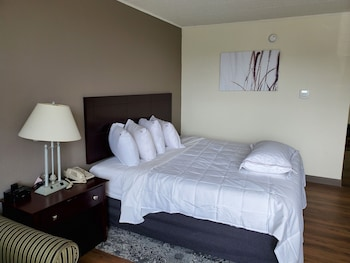 Deluxe Room, 1 King Bed, Non Smoking (Sofa Bed, Jacuzzi)
