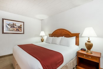 Suite, 1 King Bed with Sofa bed, Non Smoking, Kitchenette