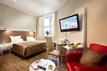Hotel Domicil By Golden Tulip Hamburg