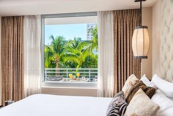 Poolside Cabana Suite