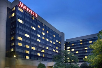 Hotel - Newark Liberty International Airport Marriott