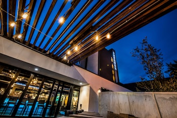 Terrace/Patio at FOUNDRE Phoenix in Phoenix