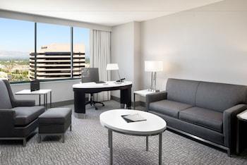 Executive Suite, 1 Bedroom, Executive Level