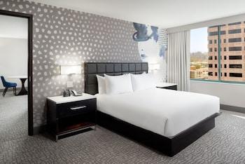 Executive Suite, 1 Bedroom, Corner