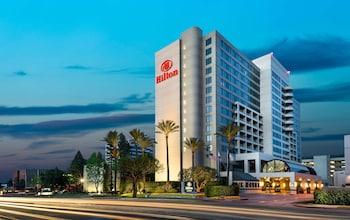 伍德蘭山希爾頓飯店 Hilton Woodland Hills / Los Angeles