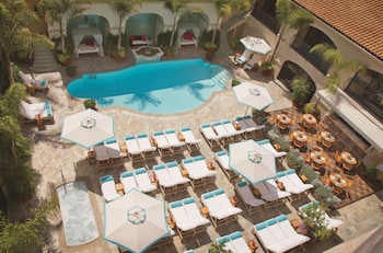 Beverly Wilshire - Beverly Hills, A Four Seasons Hotel - Outdoor Pool