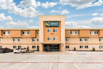 東里查德森凱藝套房飯店 Quality Inn & Suites Plano East - Richardson