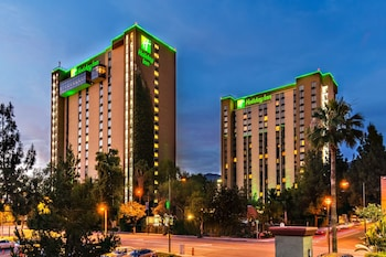 伯班克媒體中心假日飯店 Holiday Inn Burbank-Media Center, an IHG Hotel