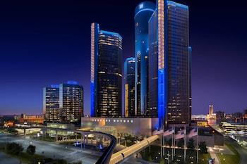 底特律文藝復興中心萬豪飯店 Detroit Marriott at the Renaissance Center