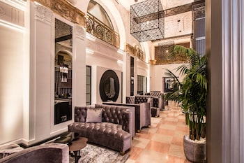 Book The Historic Mayfair Hotel Los Angeles in Los Angeles.