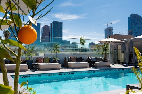 . The Mayfair Hotel Los Angeles