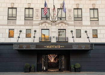 Hotel - The Mayfair Hotel Los Angeles