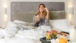 Tek Büyük Veya İki Ayrı Yataklı Oda (spa Access)