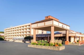 Hotel - Quality Inn West Springfield