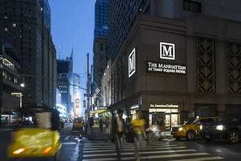 Book The Manhattan at Times Square Hotel in New York.