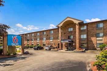 Hotel - Motel 6 Glendale,WI