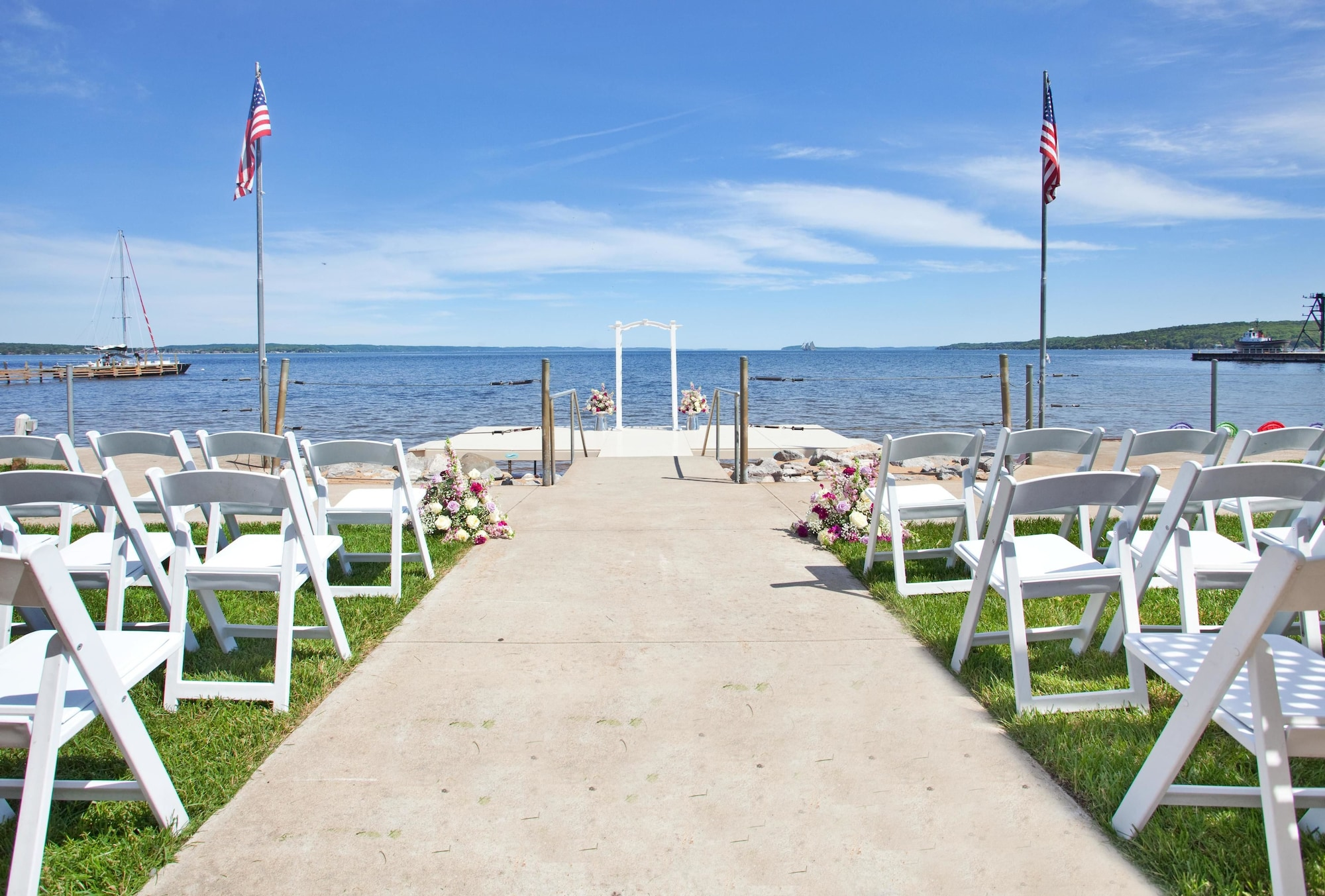 West Bay Beach-A Delamar Resort, Grand Traverse