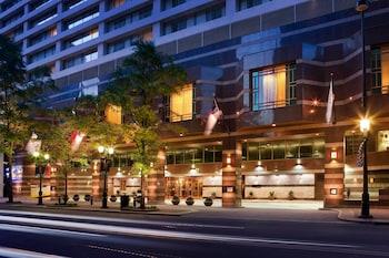 夏洛特市中心萬豪飯店 Charlotte Marriott City Center
