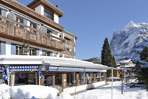 Hotel Spinne, Interlaken