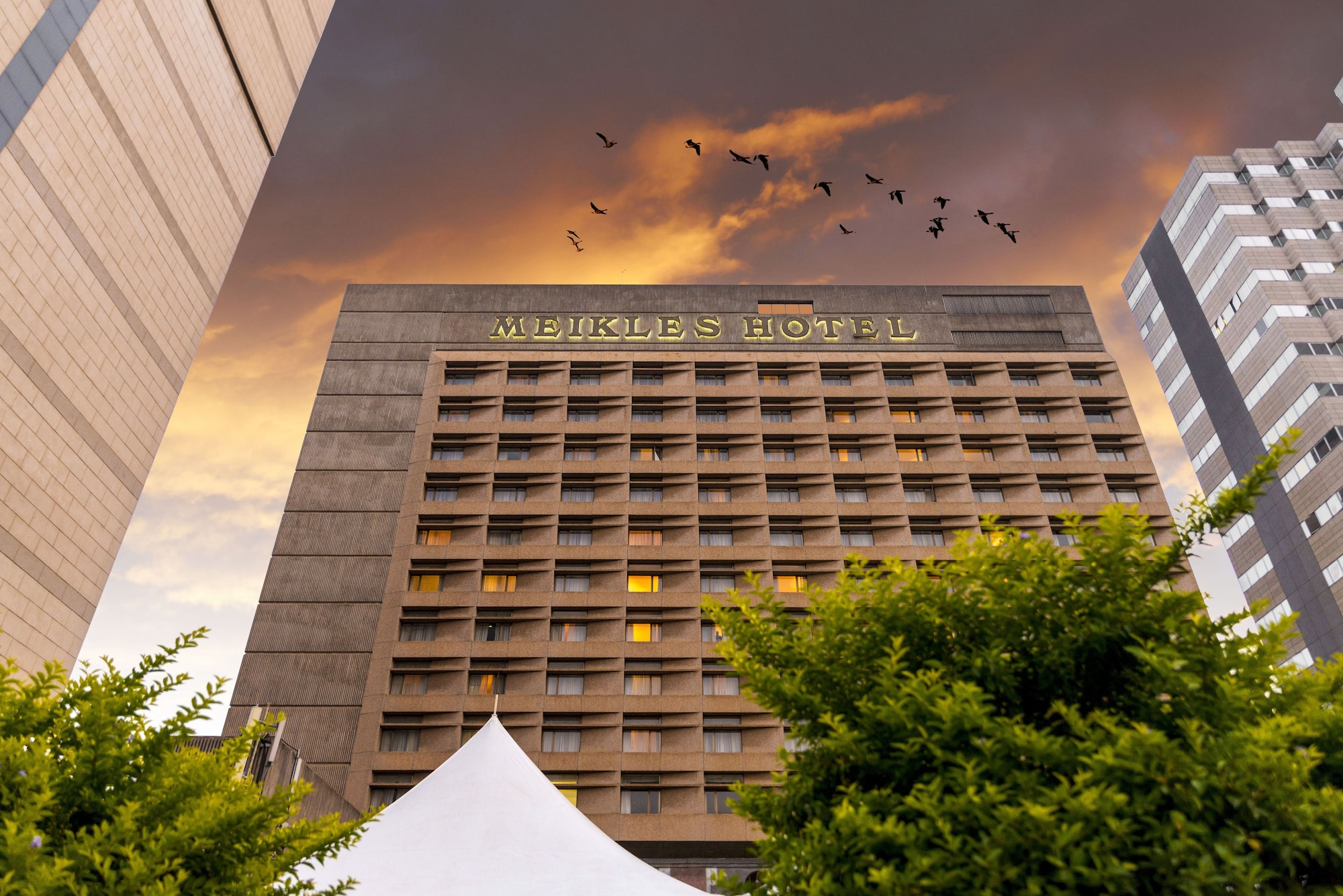 Meikles Hotel, Harare