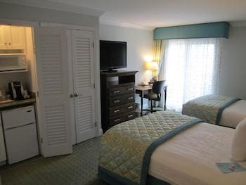 Top Floor, 2 Double Beds, Ocean View, Balcony