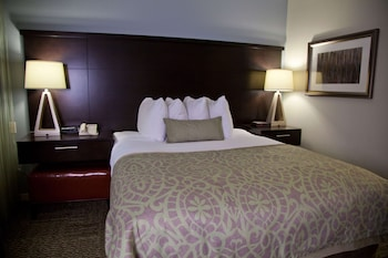 Suite, 1 Queen Bed with Sofa bed (One Bedroom)